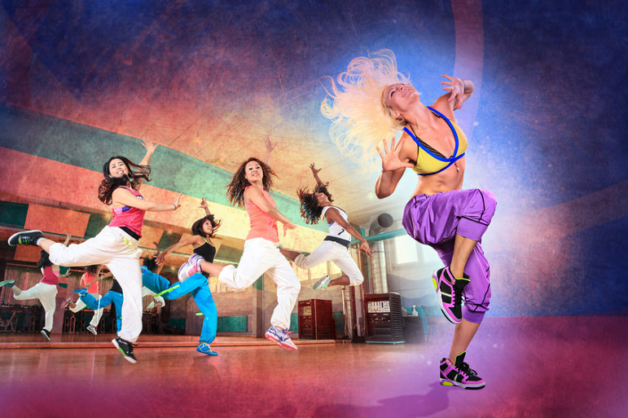 All Fitness Classes: Zumba, Step, Yoga & More
